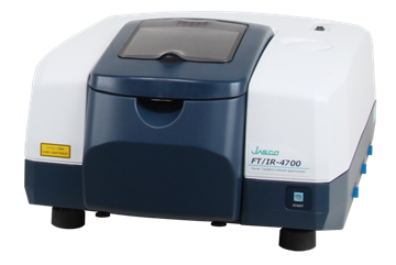 JASCO FTIR spectrometer MODEL 4700