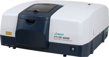 JASCO FTIR spectrometer MODEL 6600