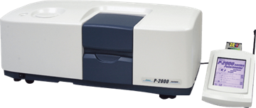 JASCO Digital Polarimeter MODEL P-2000